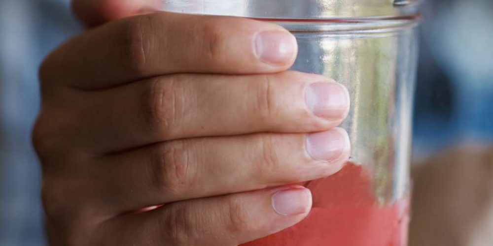 Nail strengthening tips