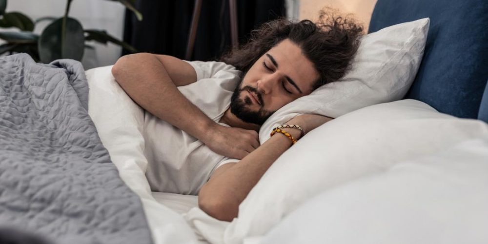 Sleeping more on weekends does not make up for past sleep loss