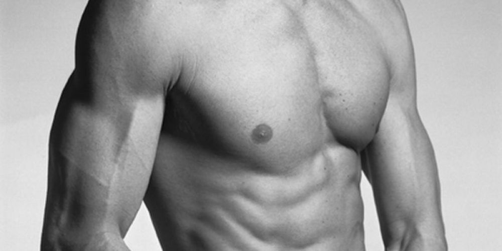 Stand Up Straight to Strengthen Abs