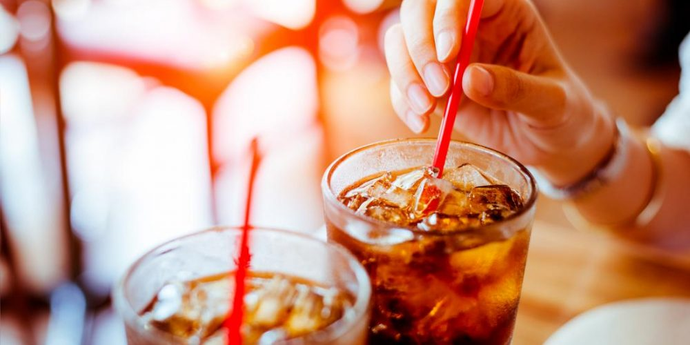 Sugary drinks can be a factor in cardiovascular disease