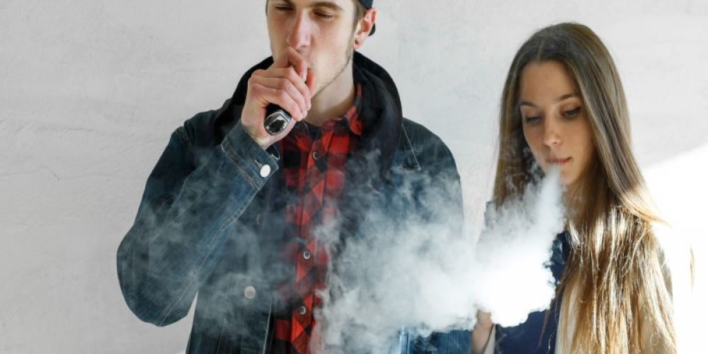 Teen Use of Flavored E-Cigarettes Keeps Rising