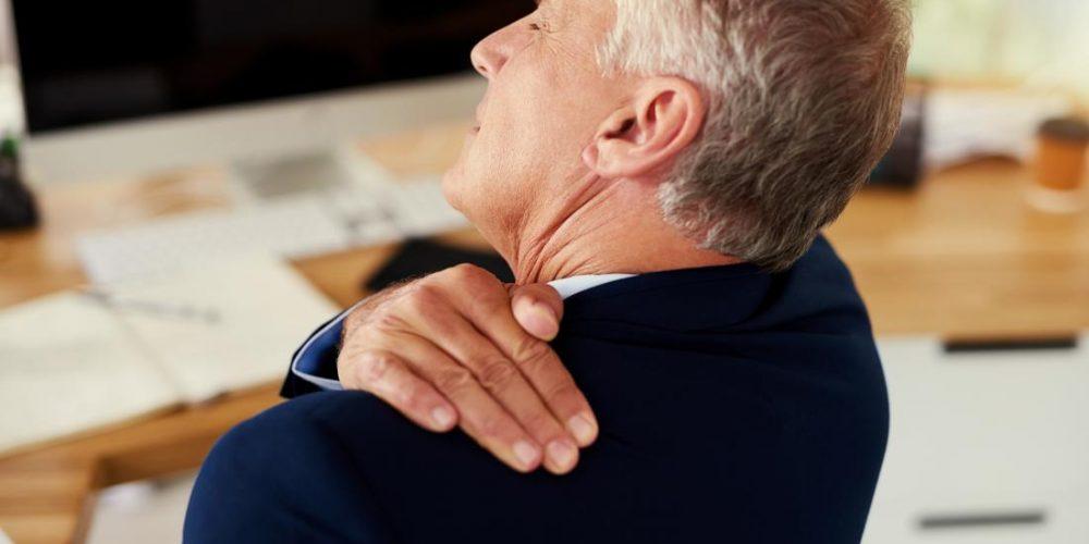 What is bursitis of the shoulder?