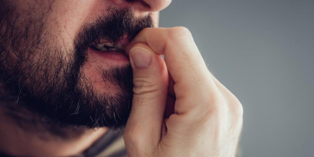 What is dermatophagia?
