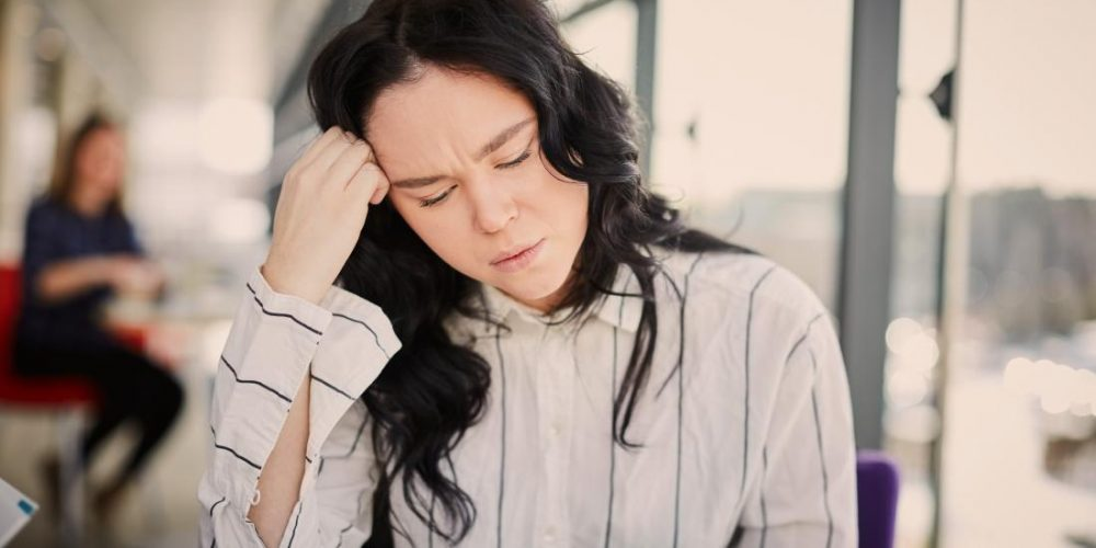 Why do you get headaches during your period?