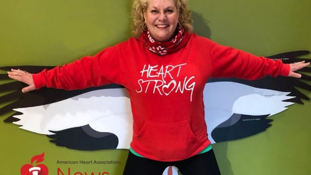 AHA News: She Put Off Heart Symptoms Until It Was Almost Too Late