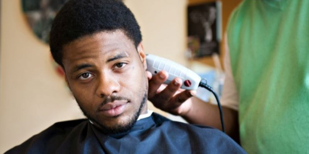 At the Barbershop, a Trim — and a Diabetes Screening