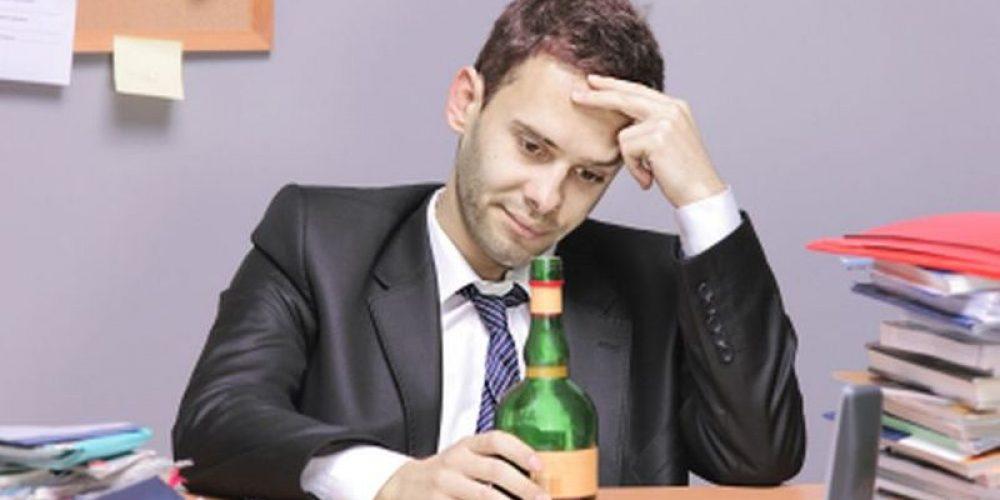 Financial Disaster May Prompt Self-Destructive Behavior