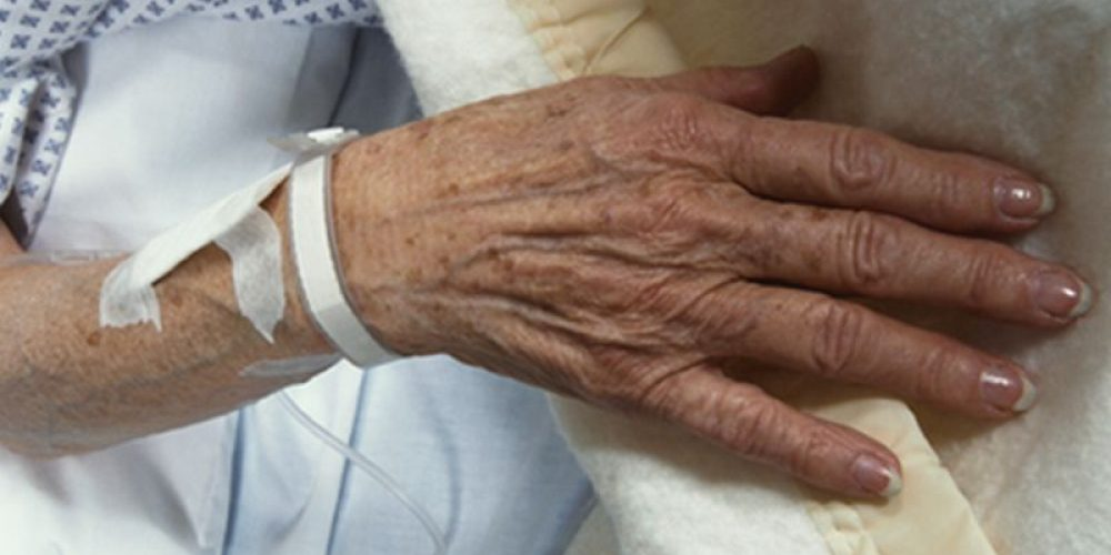 Too Many Seniors Back in Hospital for Infections Treated During First Stay