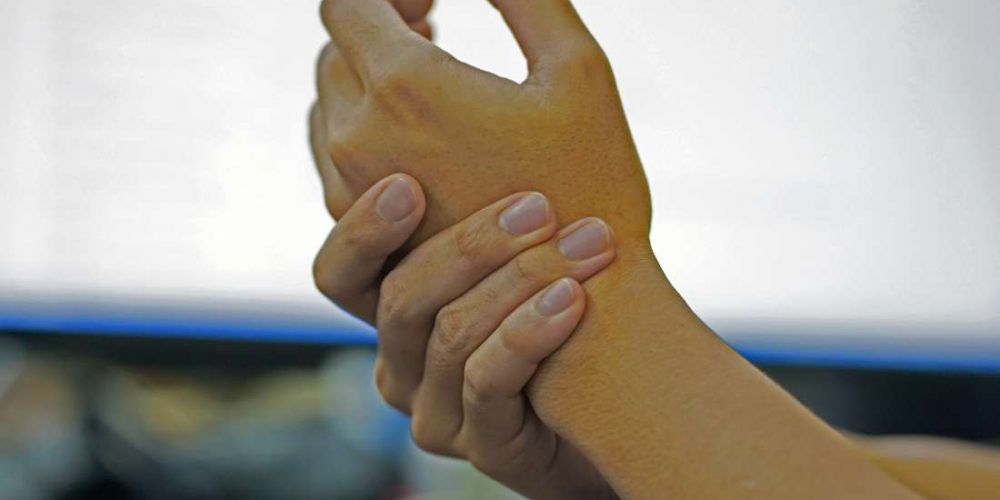 What causes numbness and tingling?