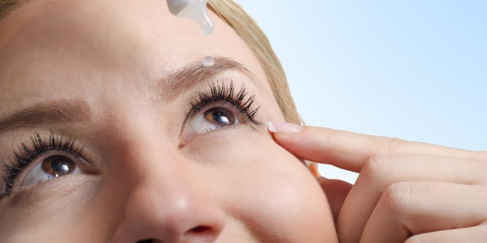 Which vitamins are good for dry eyes?