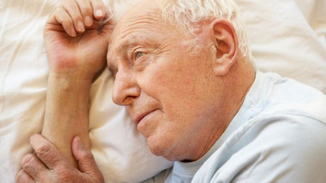 Dementia Caregivers Often Face Sleepless Nights