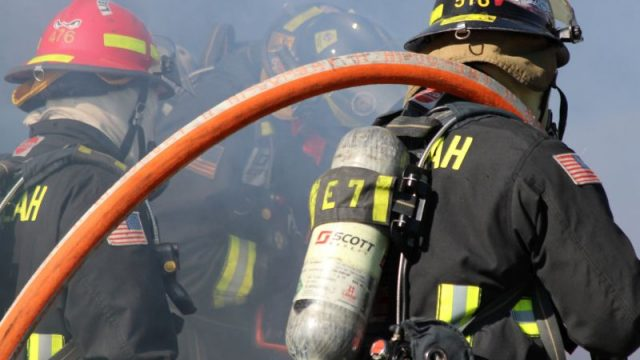 Female Firefighters Face Higher Exposure to Carcinogens
