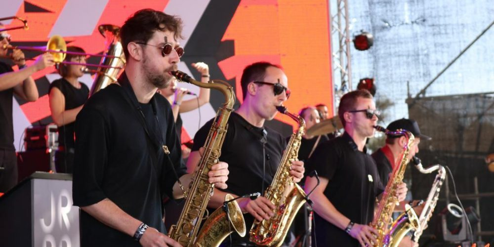 How playing in a brass band could give your health a boost