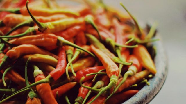 Is spicy food linked to dementia risk?