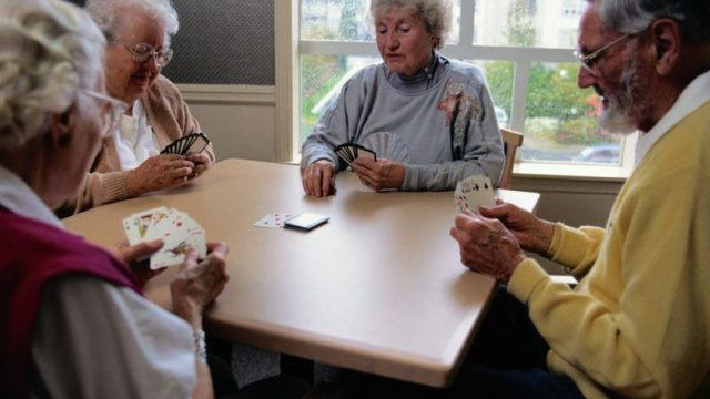 More Evidence That Socializing Helps Protect the Aging Brain