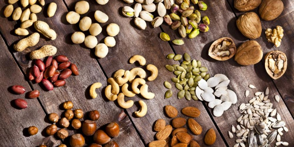 Nuts may protect against heart disease