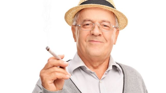 Pot Use Among U.S. Seniors Nearly Doubled in 3 Years