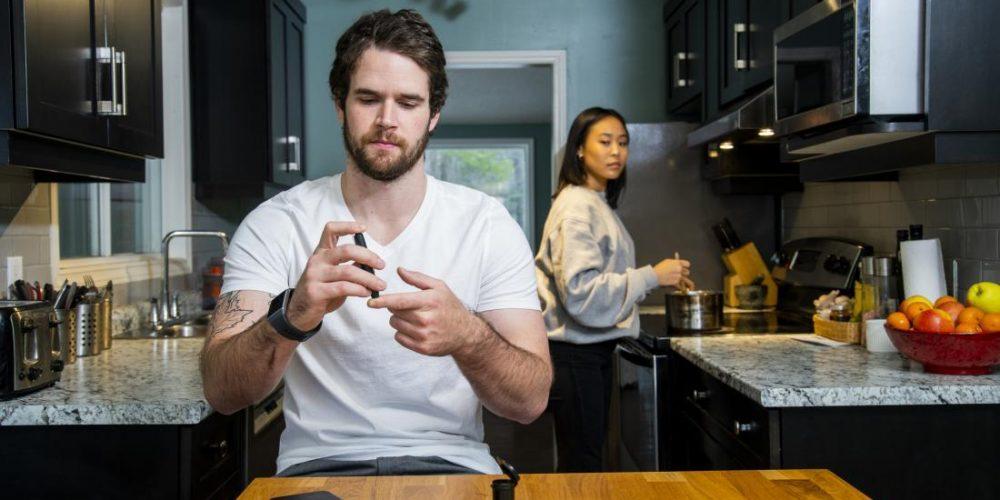 New technology better controls type 1 diabetes