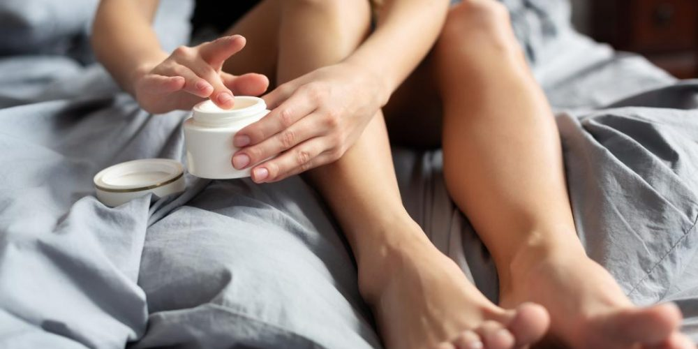 Best remedies for dry skin on the feet
