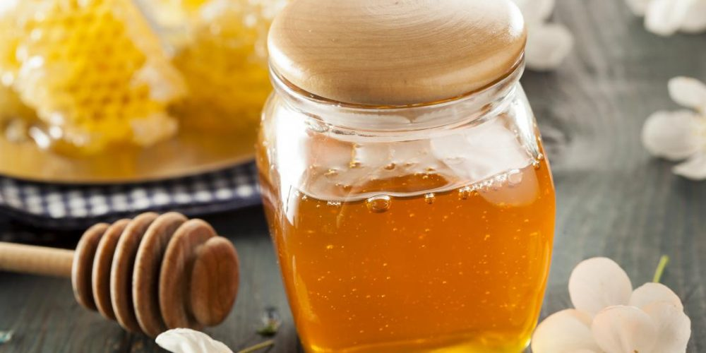 How are raw honey and regular honey different?