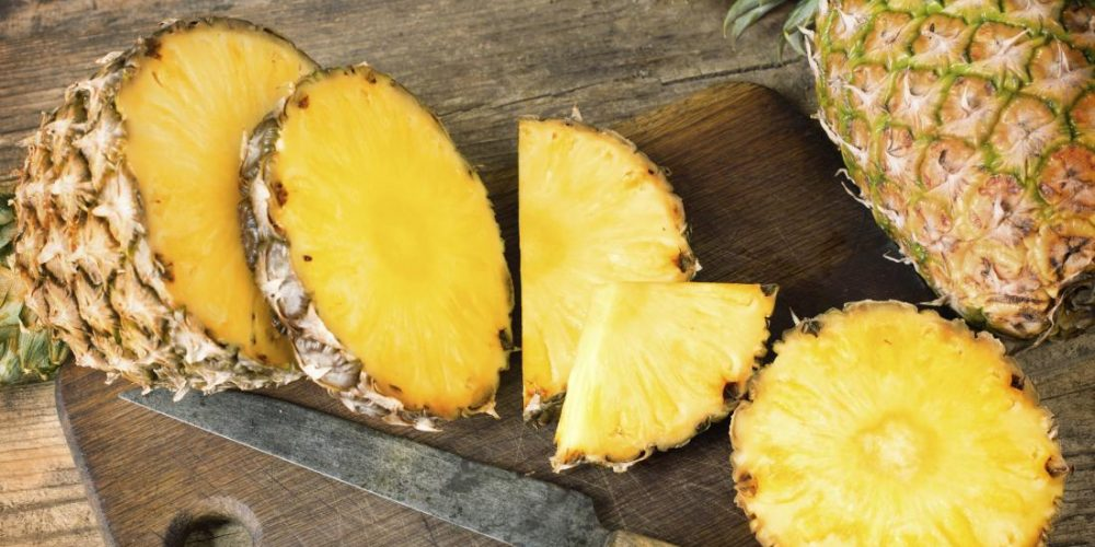 Is pineapple good for diabetes?