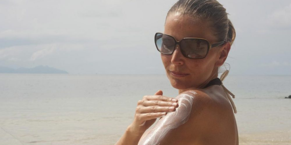 Researchers warn against homemade sunscreen