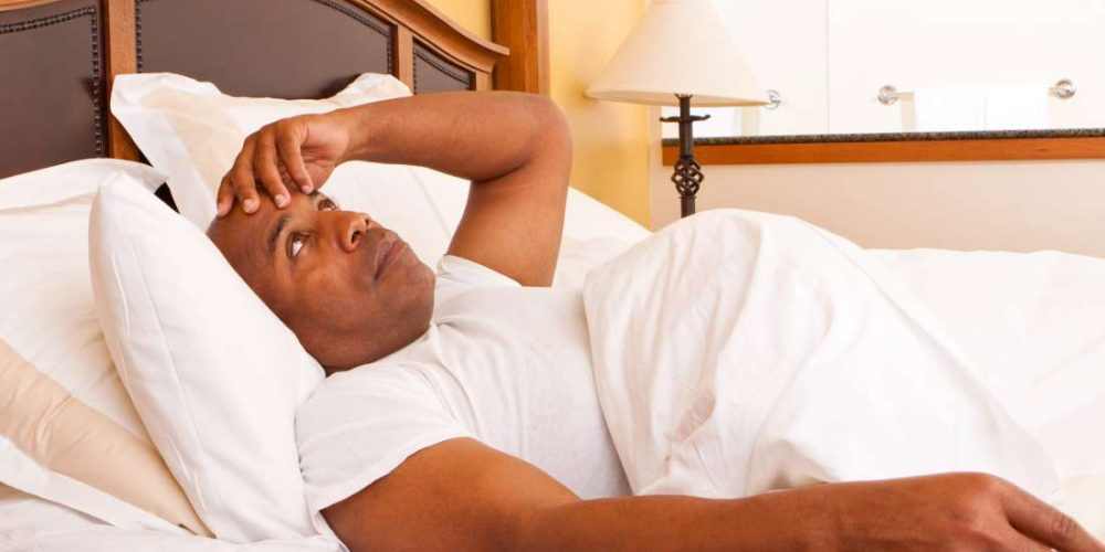 What to do if you feel you cannot get out of bed