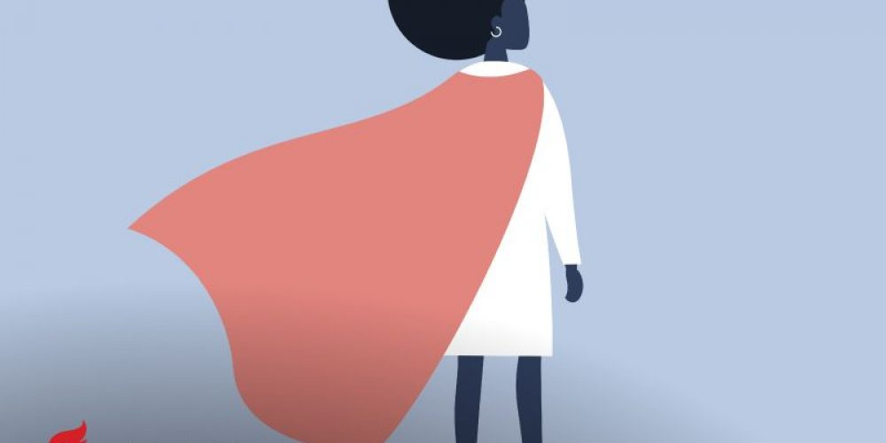 AHA News: Being an African American 'Superwoman' Might Come With a Price