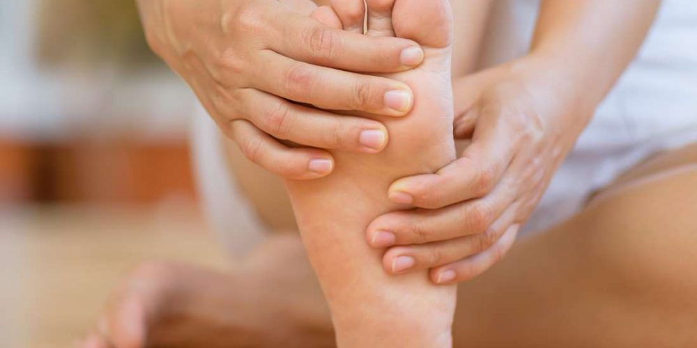Causes and treatments for pain in the arch of the foot