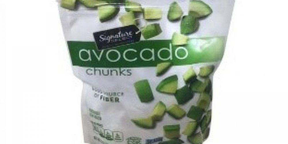 Frozen Avocado Recalled Due to Potential Listeria Threat