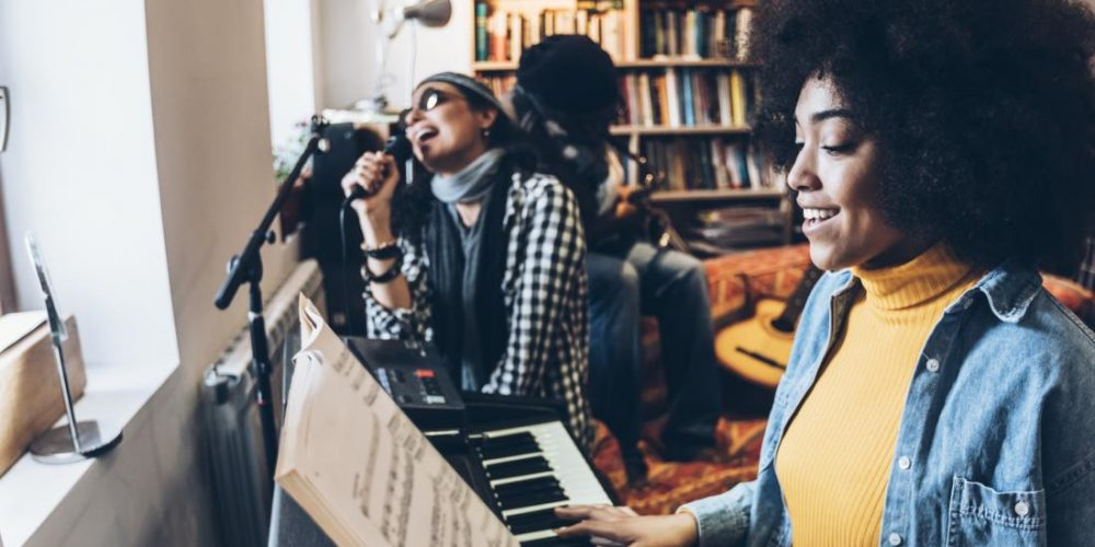 Musical training may improve attention