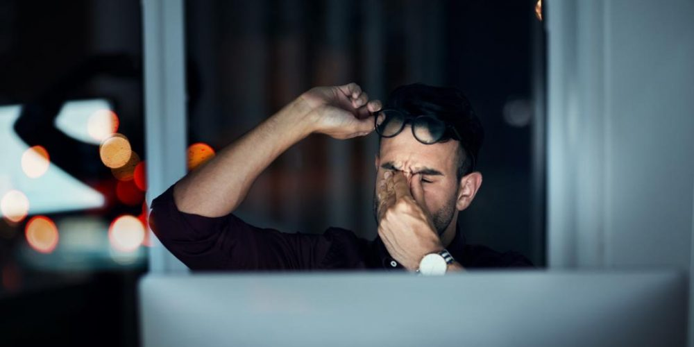 Stress, insomnia may triple death risk for those with hypertension