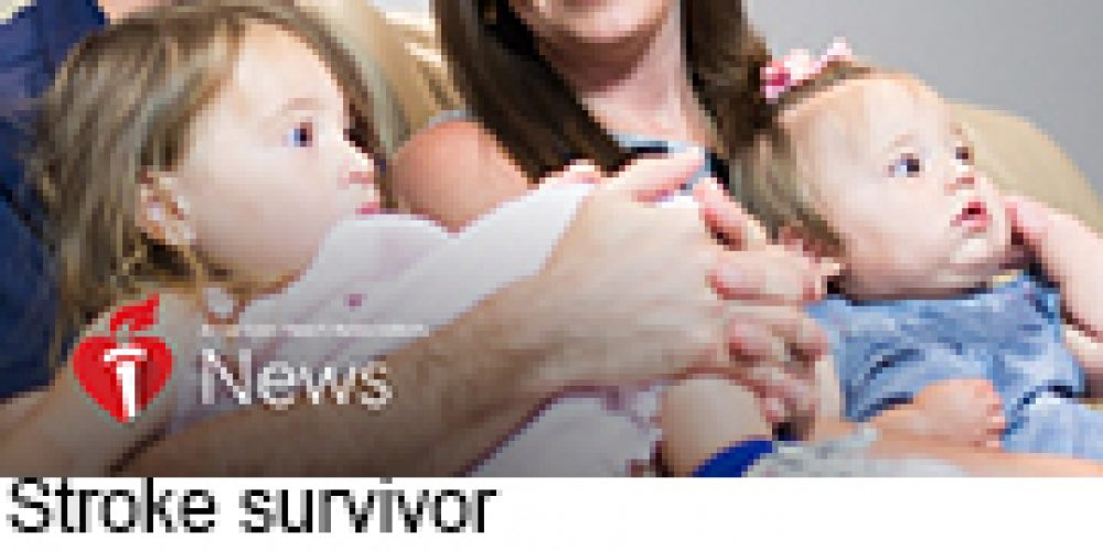 AHA News: Blood Clots, Uncontrolled Bleeding and a Stroke – All After Giving Birth