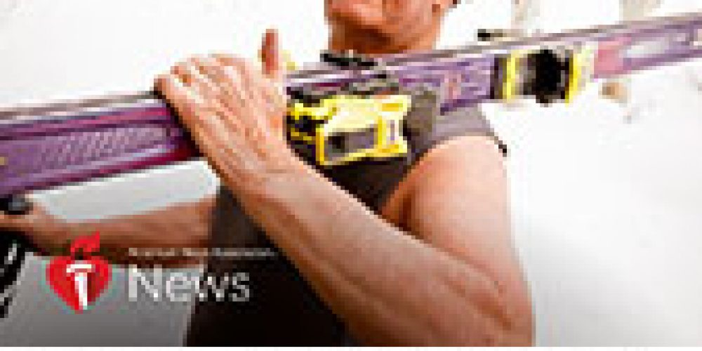 AHA News: It's Never Too Late to Reap Health Rewards of Exercise, Strength Training