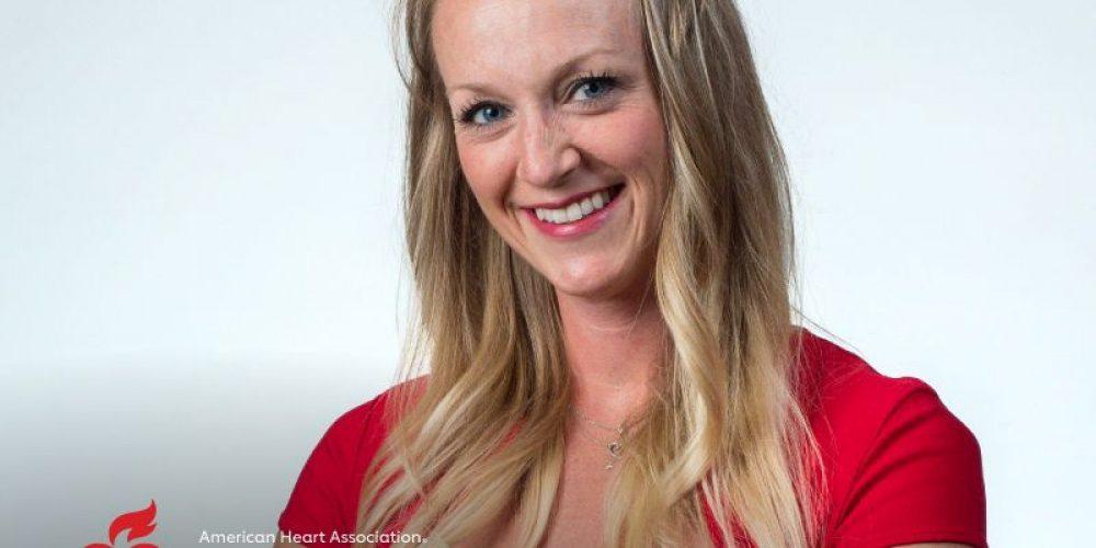 AHA News: Nurse Training for Triathlon Had Her Heart Stopped Mid-Swim