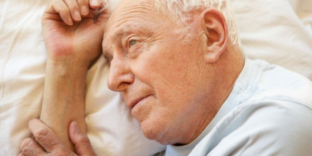 Dementia Caregivers Often Face Sleepless Nights