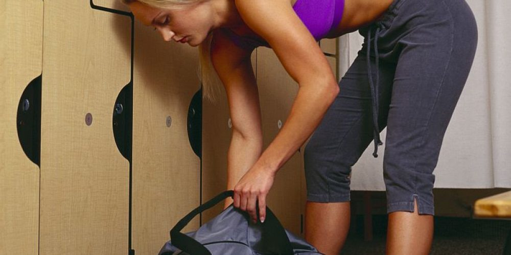 Gyms Are Fertile Ground for Germs
