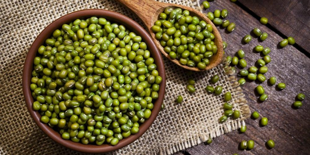 Health benefits of mung beans