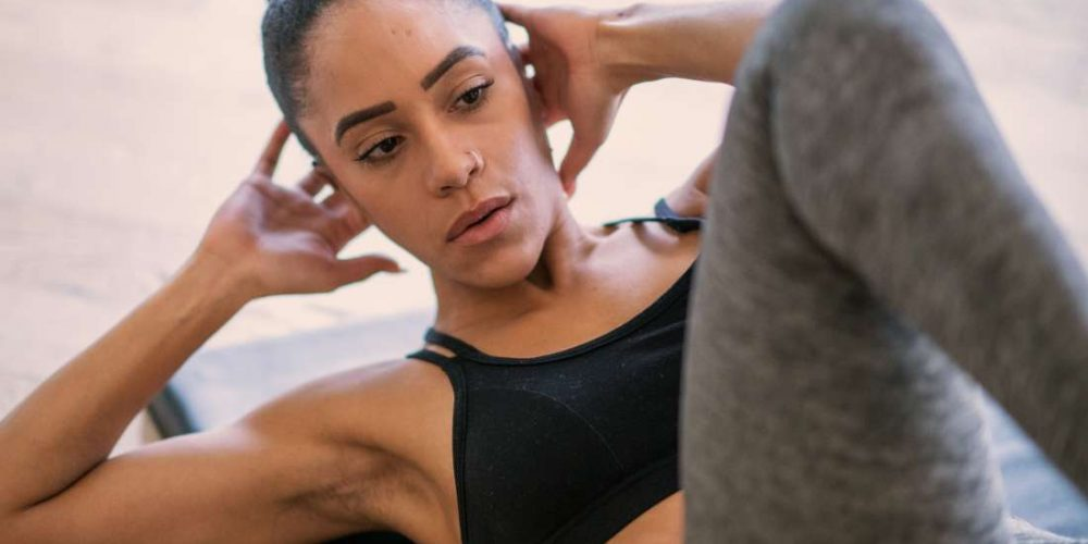 How to get defined abdominal muscles