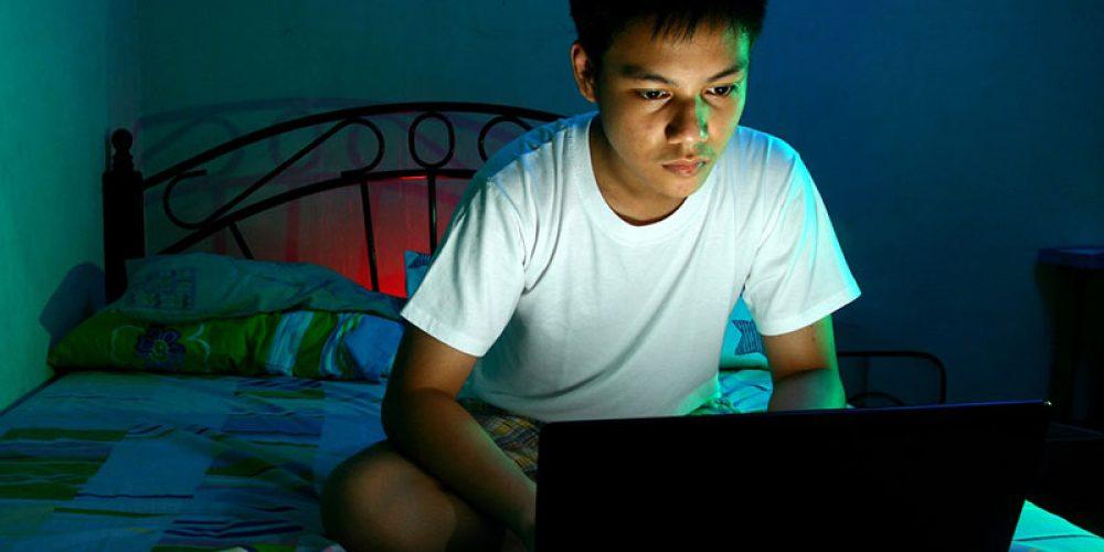 Less 'Screen Time,' More Sleep = Better-Behaved Kids