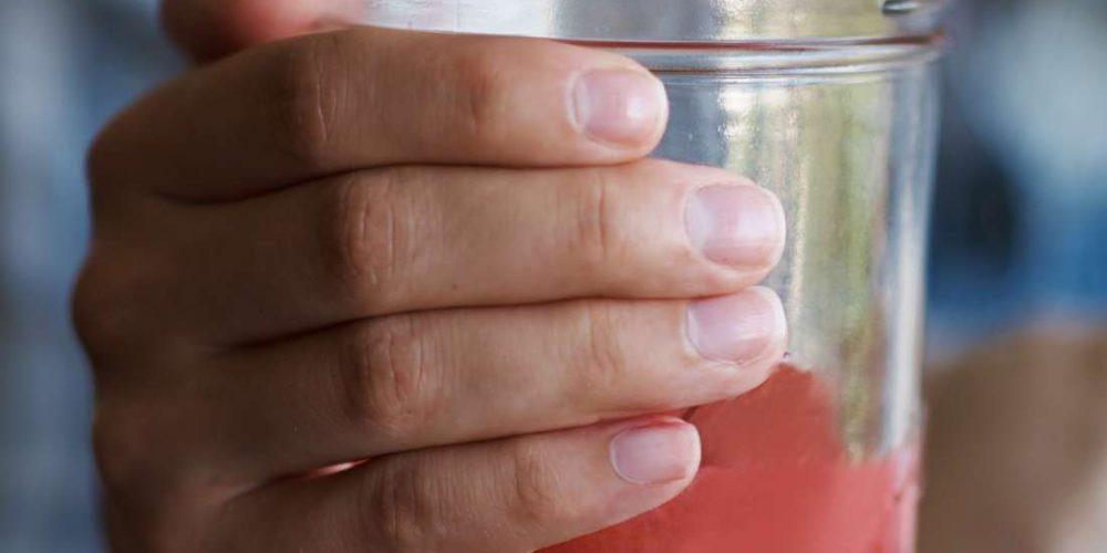 Nail strengthening tips