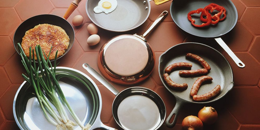 Recipe for a Healthy Heart: Big Breakfasts, Less TV