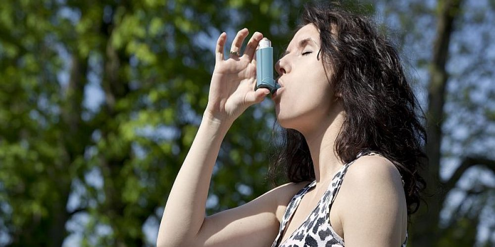 Summer Is Tough for Asthma Sufferers