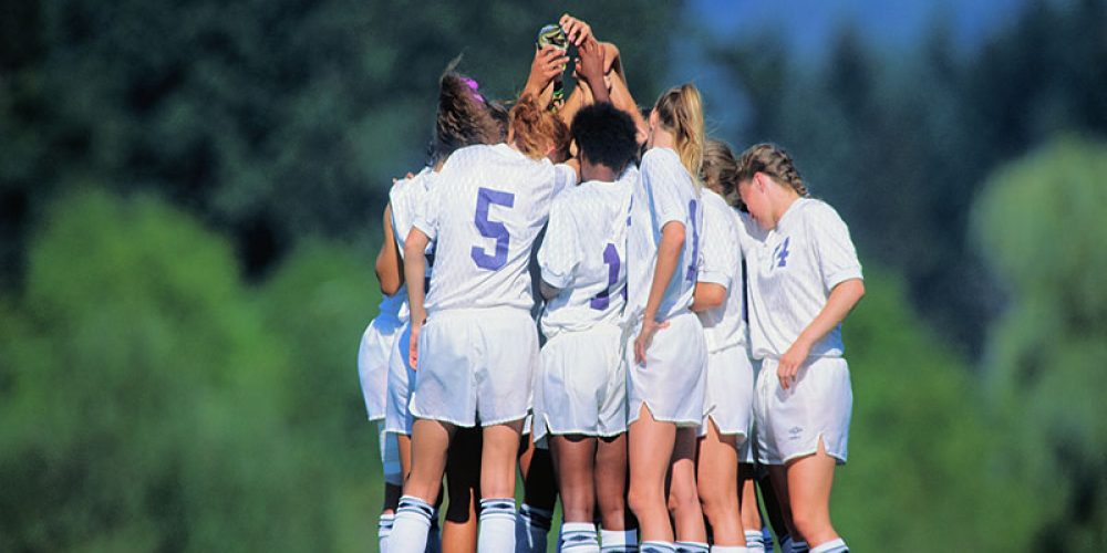 Team Sports Could Help Traumatized Kids Grow Into Healthy Adults