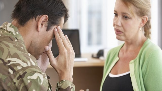 Traumatic Brain Injuries Raise Risk of Psychiatric Ills in Soldiers