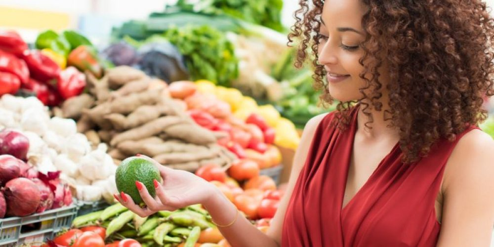 Veggies, Fruits and Grains Keep Your Heart Pumping
