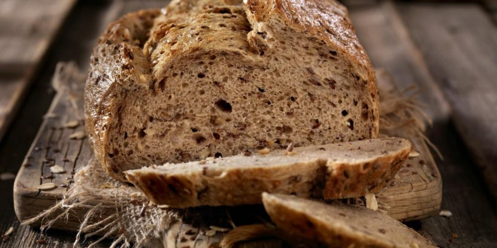 What are the most healthful types of bread?