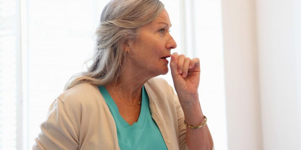 What can cause frequent throat clearing?