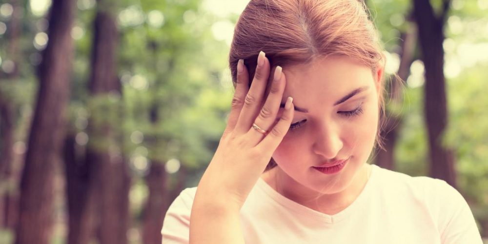 What causes dizziness?