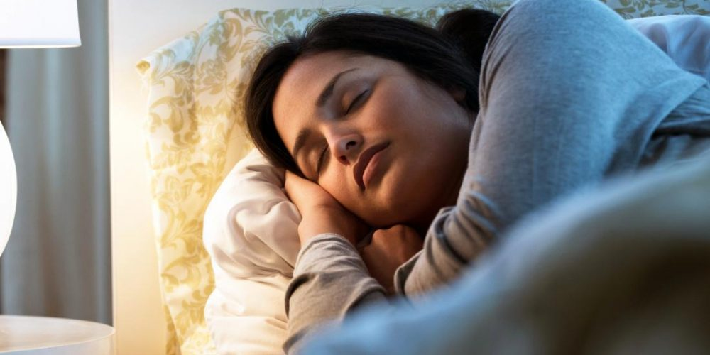 9 tips for sleeping with a stuffy nose